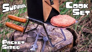 Micro Backpacking Wood Stove Put to the Test!