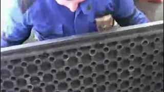 Модульное напольное покрытие Replast (монтаж)