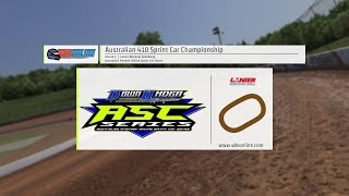 Australian Sprint Car Championship  |  Round 2  |  Lanier