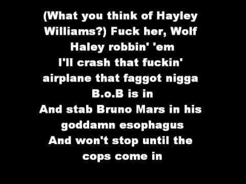Tyler The Creator-Yonkers (Lyrics On Screen & Description)