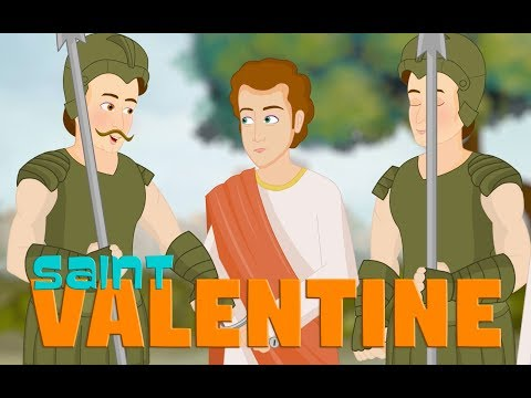 Story of Saint Valentine  Stories of Saints for Kids
