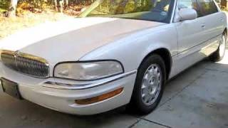 Test Drive the 1998 Buick Park Avenue Ultra Supercharged