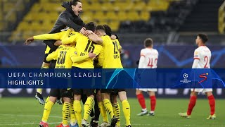 UEFA Champions League | Round of 16 | Borussia Dortmund v Sevilla | Highlights