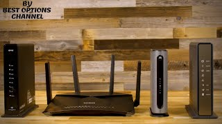 6 Best Cable Modem Router Combo 2020 - 2021