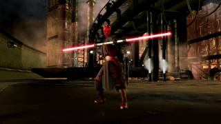 Star Wars: The Force Unleashed - Ultimate Sith Edition HD4890 Gameplay