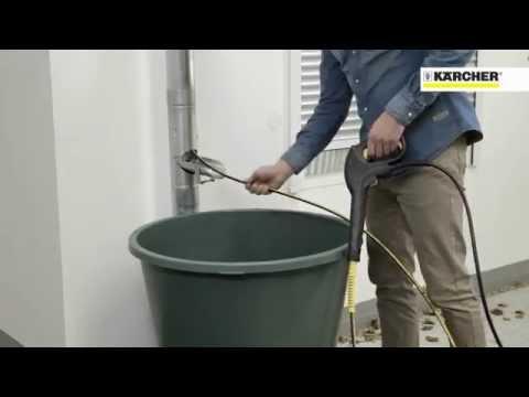 Karcher Debouche Canalisations 7 5m Youtube