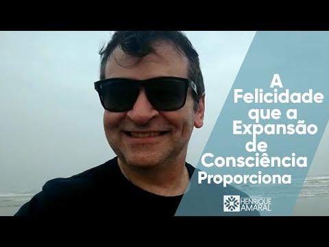 A Felicidade que a Expansão de Consciência Proporciona