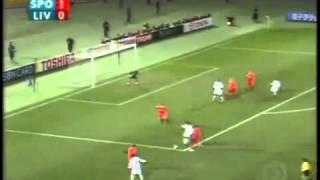 vuclip São Paulo 1 x 0 Liverpool - Final do Mundial 2005