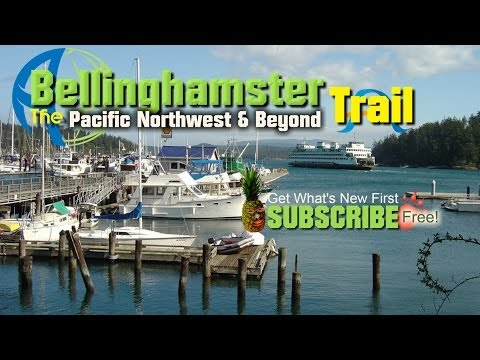 Bellinghamster Trail Youtube Channel - Free Subscription! Bellingham Washington
