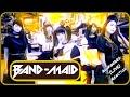 BAND-MAID / AWKWARD (Live) - 1st Reaction - Struthy