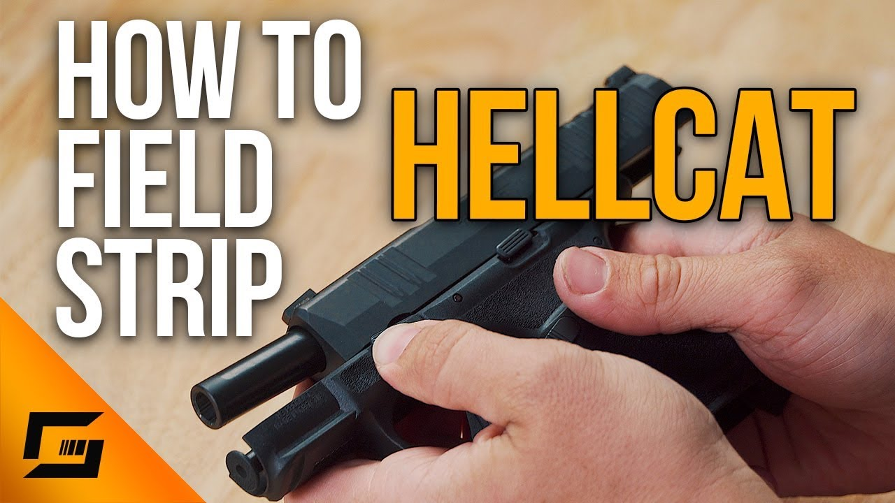 How To Field Strip the Springfield Hellcat