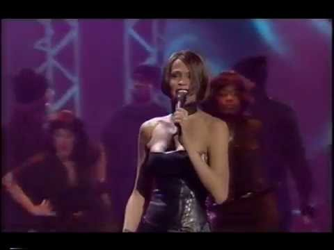 Whitney Houston - It's Not Right But It's Ok - Brit Awards 1999 - Tuesday 16th February 1999