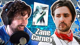 Talking w/ Zane Carney - Introducing a Grammy Nominee to Final Fantasy Music!