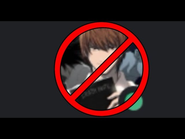 I Kick Everyone From My Discord Who Has An Anime Profile Picture Youtube