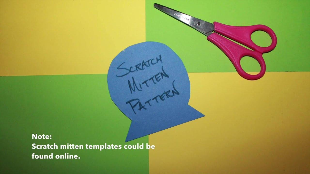 Diy scratch mittens for infants youtube diy scratch mittens for infants jeuxipadfo Image collections