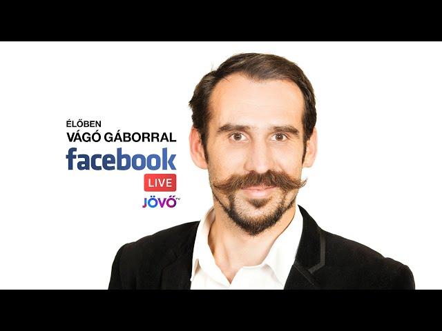 Élőben Vágó Gáborral | Jövő TV