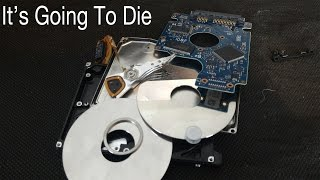 How To Tell If Your Hard Drive Is Dying