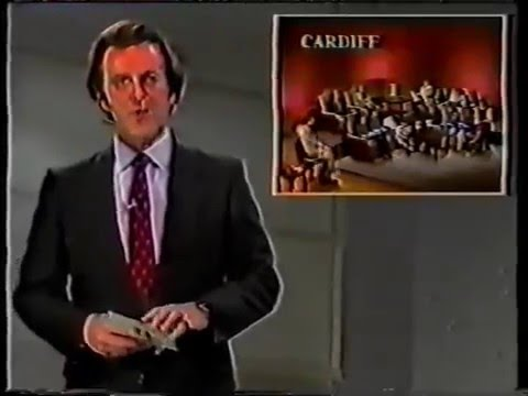 A Song For Europe 1983 - BBC1 - Eurovision - Voting - Terry Wogan