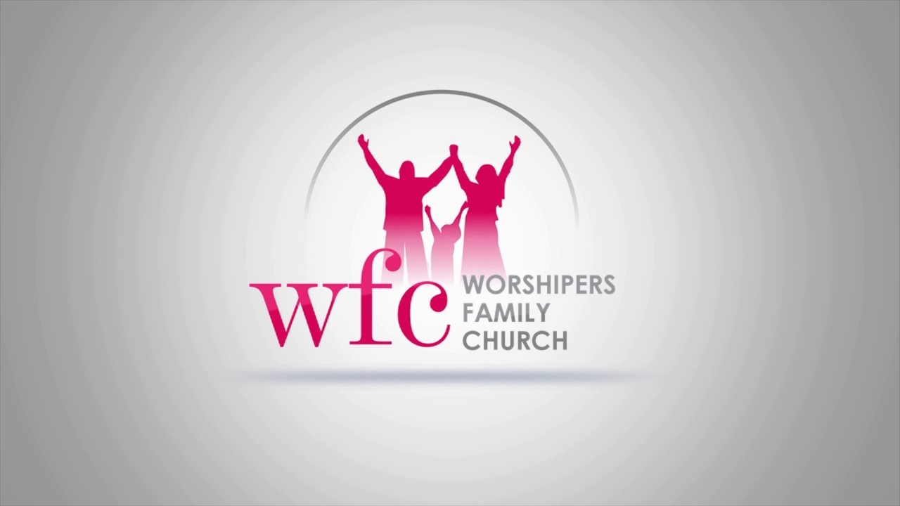 worshipers family church logo animation youtube
