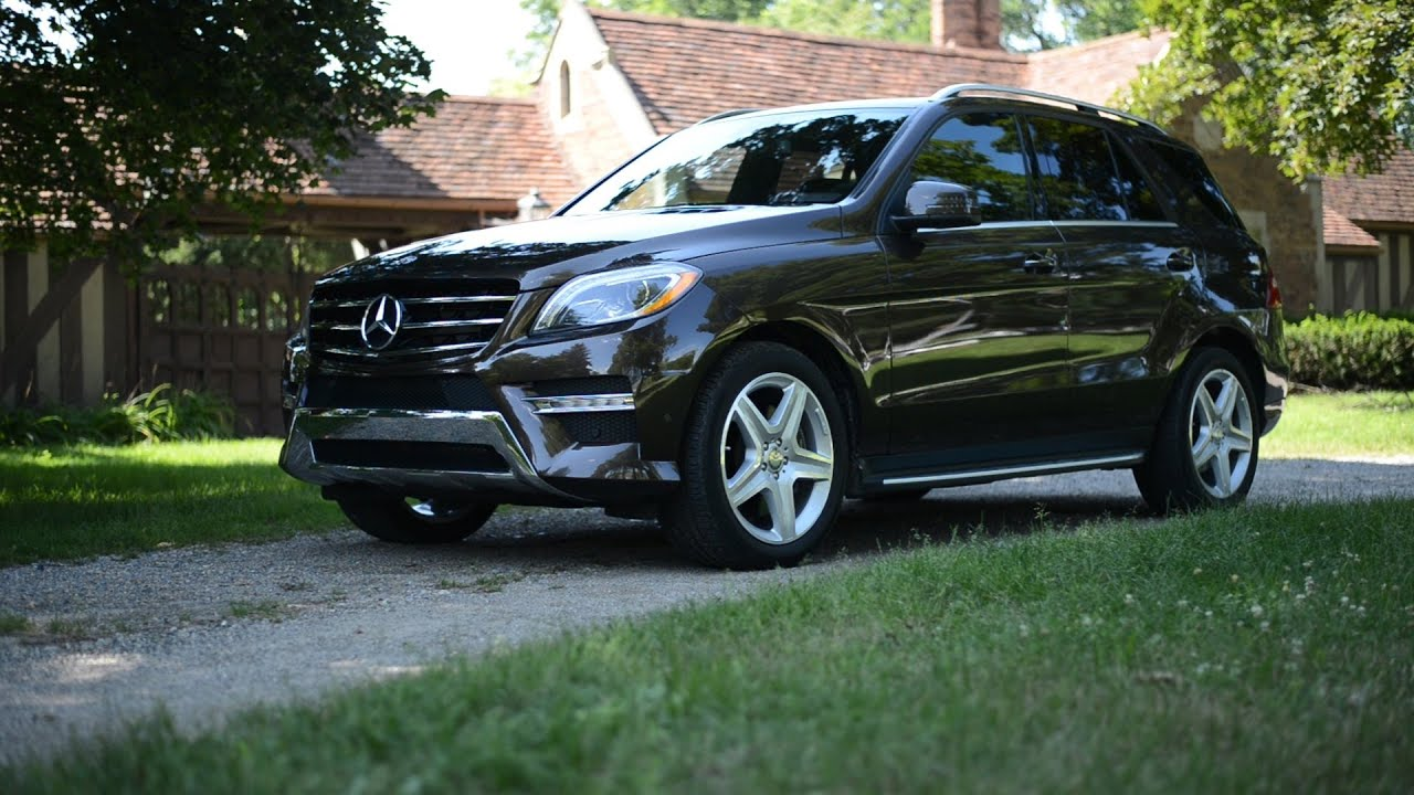 2013 mercedes benz ml550 4matic review youtube
