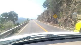 Un paseo x la carretera Jacala/ zimapan HIDALGO