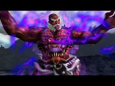 [TAS] Tekken 5 - Jinpachi Mishima