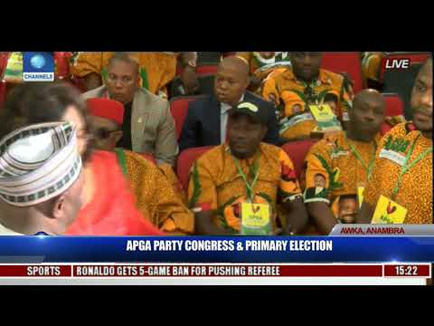 APGA Party Congress & Primary Election Pt.19 | Live Coverage