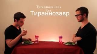 очень ржачное видео как едят животные