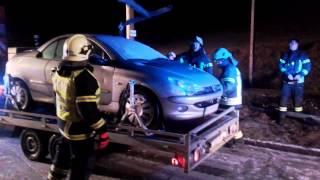 FEUERWEHR Einsatz, Verkehrsunfall