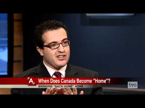 """When Does Canada Become """"Home""""?"""