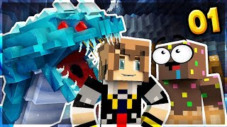 Expédition en arctique ! | Ice Monsters #01 (ft. Ninjaxx)