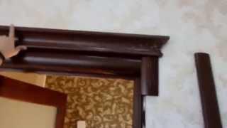 Установка  дверей,наличники и доборы(, 2014-11-02T17:11:18.000Z)