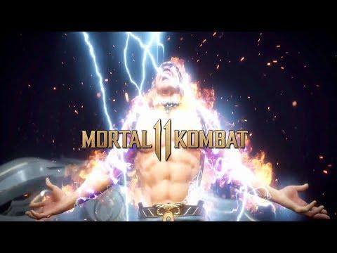 MORTAL KOMBAT 11 Story Mode All Cutscenes Full Movie 2019 1080p HD MK11