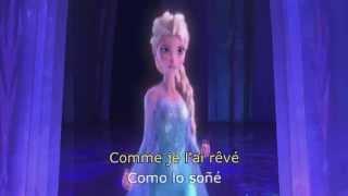 La Reine des Neiges ~ Libérée, délivrée (Frozen) [French/Español]