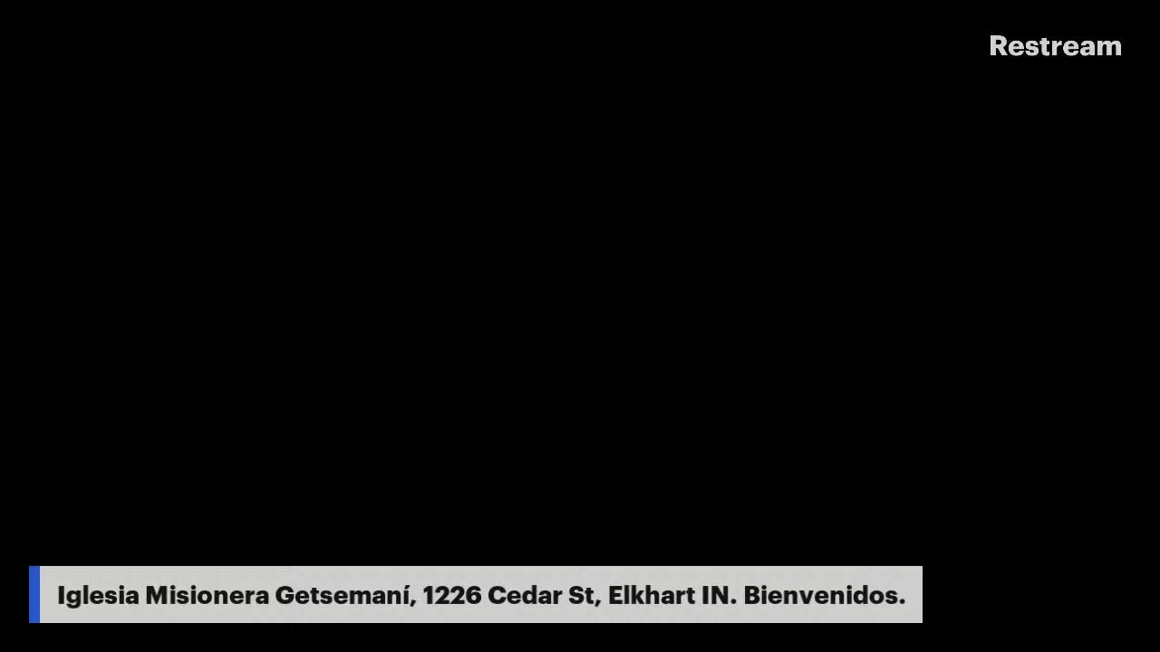 09-14-2021   Iglesia Misionera Getsemani Elkhart IN