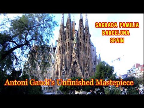 Sagrada Familia, Barcelona-සග්රාඩා ෆැමිලියා, බාසිලෝනා-サグラダ・ファミリア, バルセロナ