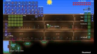 terraria how to summon the eater of worlds