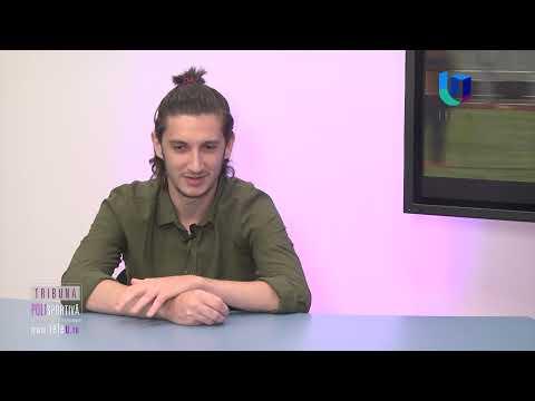 """TeleU: Alexandru Dobrică la """"Tribuna polisportivă"""""""