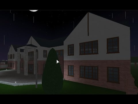 Roblox Bloxburg Tudor Style Mansion 200 Subs P