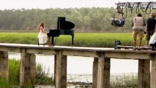 Repeat youtube video Making of When I Look At You, Miley Cyrus - THE LAST SONG Available on DVD & Blu-ray