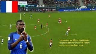 Paul Pogba avec les Bleus, un bilan mitigé
