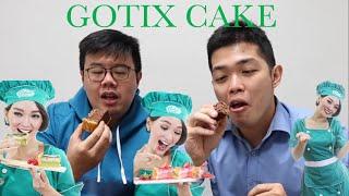 Download Video ZASKIA GOTIK PUNYA KUE (REVIEW GOTIX CAKE) MP3 3GP MP4