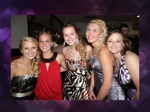 Jersey Shore Area Senior High School Prom 2012
