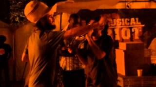Garance 2012 Dub Station - Blackboard Jungle ▶ Rootical 45 dubplate feat. I Jah Salomon (live) ㉙
