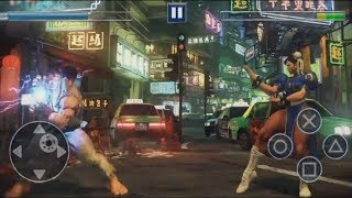 5 GAME FIGHTING ANDROID OFFLINE GRAFIK HD  UKURAN 100MB