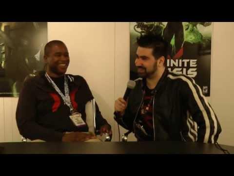 Infinite Crisis Angry Joe Interview
