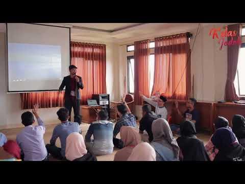 Meet n Greet 2 Kelas Jodoh - Sesi Materi Setia Furqon Kholid