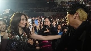From the Top: Sarah G. Approached Gary V & Vice Ganda