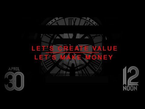 BOUNDLESS(LETS CREATE VALUE,LETS MAKE MONEY)