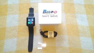 Bingo U8 Smart Watch Features